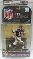Fran Tarkenton (Minnesota Vikings) NFL Legends 4 McFarlane AFA Graded 9.0