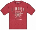 Francisco Lindor (Cleveland Indians) MLBPA Player Circuit Tee