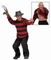 Freddy Krueger (Nightmare on Elm Street 3: Dream Warriros) Clothed Retro Style Action Figure NECA