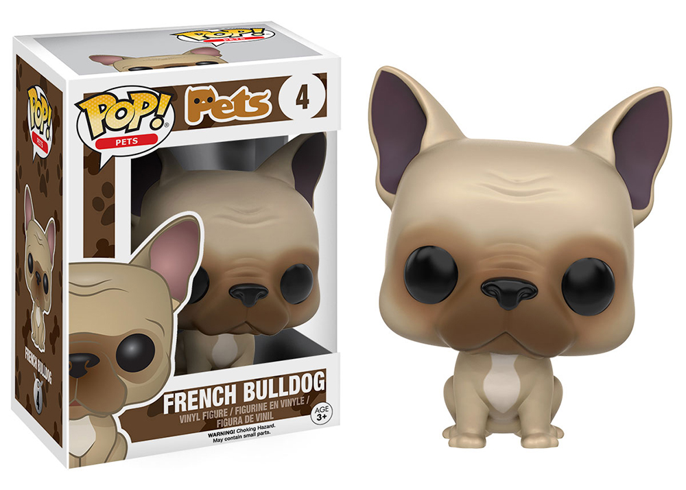 French Bulldog Funko Pop Pets