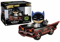 1966 Batmobile With Batman Funko Dorbz Ridez