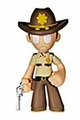 Funko Walking Dead Series 2 Mystery Mini Vinyl Figure Rick Grimes