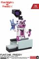 Funtime Freddy w/ Spotlight Stage Right (Five Nights At Freddy's) Micro Set McFarlane Construction Set Series 2