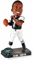 Geno-Smith (New York Jets) Forever Collectibles 2014 NFL Springy Logo Base Bobblehead