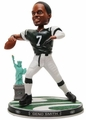 "Geno Smith (New York Jets) Forever Collectibles NFL City Collection 10"" Bobblehead"