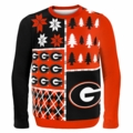 Georgia Ugly College Sweater BusyBlock