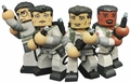 """Ghostbusters 4"""" Vinimates by Diamond Select Toys"""