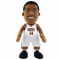 "Giannis Antetokounmpo (Milwaukee Bucks) 10"" Player Plush NBA Bleacher Creatures"
