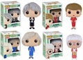 The Golden Girls Funko Pop! Complete Set (4)