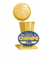 Golden State Warriors 2015 NBA Champions Trophy Paperweight Forever Collectibles