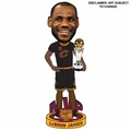 LeBron James (Cleveland Cavaliers) 2016 NBA Finals MVP Trophy Bobble Head