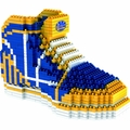 Golden State Warriors NBA 3D Sneaker BRXLZ Puzzle By Forever Collectibles