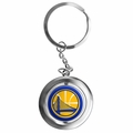 Golden State Warriors NBA Spinner Keychain