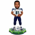 Golden Tate (Seattle Seahawks) Super Bowl XLVIII Champ NFL Bobble Head Forever