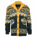 Green Bay Packers 2015 NFL Ugly Sweater Cardigan