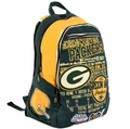 Green Bay Packers Historic Art Backpack by Forever Collectibles