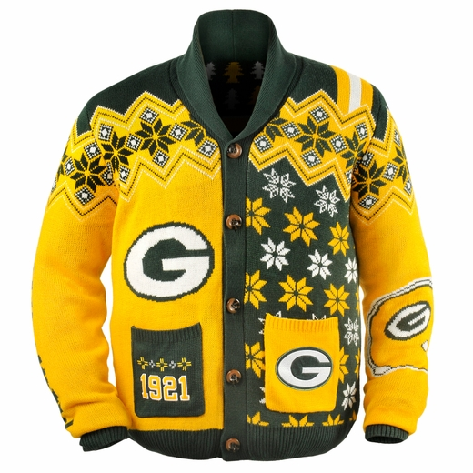 Green Bay Packers Sweaters 27