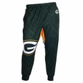 Green Bay Packers Polyester Mens Jogger Pant by Klew