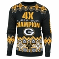 Green Bay Packers NFL Super Bowl Commemorative Crew Neck Sweater