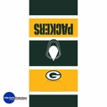 Green Bay Packers Sweatshirt-style NFL Hoodie Poncho