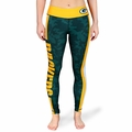 Green Bay Packers (Team Stripe) NFL Leggings