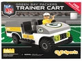 Green Bay Packers Team Trainer Cart Set NFL OYO