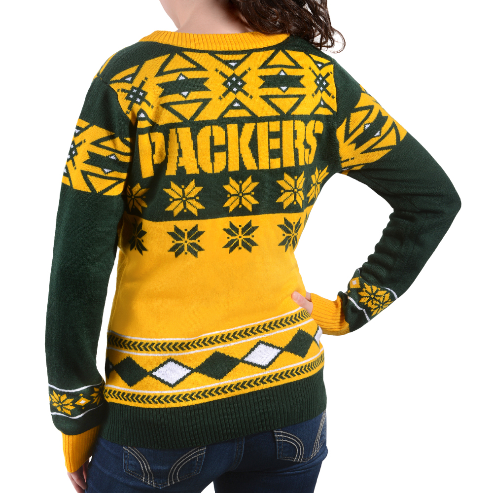 Green Bay Packers Sweaters 53