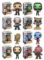 Guardians of the Galaxy Vol. 2 Complete Set (8) Funko Pop!