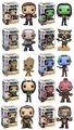 Guardians of the Galaxy Vol. 2 Complete Set w/CHASE (10) Funko Pop!