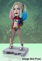 Harley Quinn Suicide Squad Head Knockers NECA
