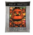 Help Wanted Ad Fleece (Five Nights at Freddy's)  By NECA