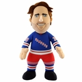 "Henrik Lundqvist (New York Rangers) 10"" NHL Player Plush Bleacher Creatures"