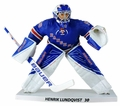 "Henrik Lundqvist (New York Rangers) 2016-2017 NHL 12"" Figure Imports Dragon"