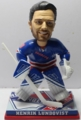 Henrik Lundqvist (New York Rangers) 2016 NHL Goalie Bobblehead Forever Collectibles
