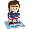 Henrik Lundqvist (New York Rangers) NHL 3D Player BRXLZ Puzzle By Forever Collectibles