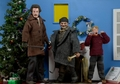 "Home Alone 8"" Clothed Figures Complete Set (3)  NECA"