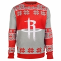 Houston Rockets Big Logo NBA Ugly Sweater