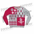 Houston Rockets NBA Ugly Sweater Busy Block
