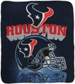 Houston Texans NFL Fleece Throw Blanket