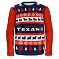 Houston Texans NFL Ugly Sweater Wordmark