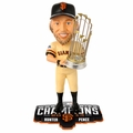 Hunter Pence (San Francisco Giants) 2014 World Series Champs Trophy Bobble Head Forever