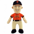 "Hunter Pence (San Francisco Giants) Orange Jersey 10"" MLB Player Plush Bleacher Creatures"