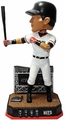 Ichiro Suzuki (Miami Marlins) Total Hits Counter Bobblehead by Forever Collectibles