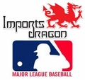 "Imports Dragon 2016 MLB 6"" Figures Solid Player Case (6)"