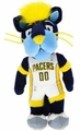 "Indiana Pacers NBA 8"" Plush Team Mascot"