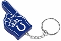 Indianapolis Colts #1 Foam Finger Keychain