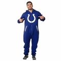 Indianapolis Colts Adult One-Piece NFL Klew Suit