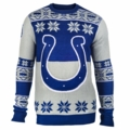 Indianapolis Colts Big Logo NFL Ugly Sweater