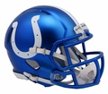 Indianapolis Colts Blaze Alternate Speed Mini Helmet