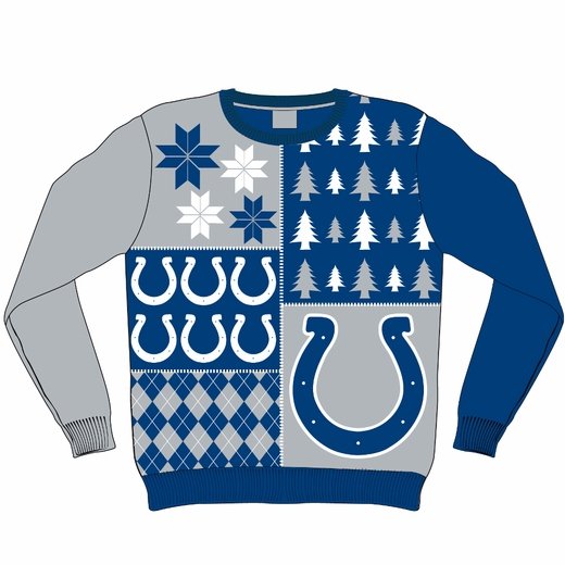 Ugly Sweaters For All 32 Nfl Teams Nfl General Indianapolis
